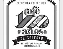 Café 100 Años de Soledad.