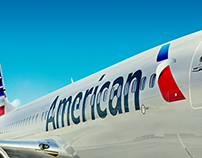 American Airlines // Fan-Fly-In