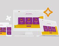 Diseño web | Byfi Telecom