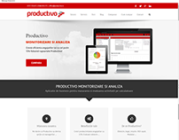 Productivo - Presentation website (Romania 2014)