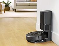 iRobot Clean Base Automatic Dirt Disposal