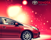 Direct Mail for Toyota