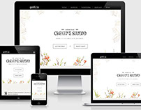 Grafika Studio Website Design