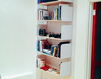 Shelving System Design