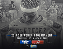 2017 SEC Women's Basketball Tournament Previews