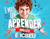 ICBEU - É mais que aprender inglês, É ICBEU