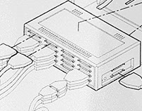Technical illustration PORTFOLIO 1999-2006