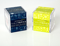 TableTopics Infomania Conversation Starter Card Sets