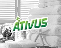 Ativus branding