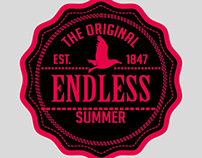 endless summer vector art