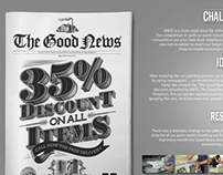 THE GOOD NEWS -MBTE