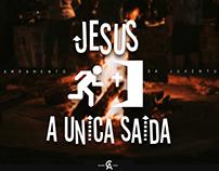 Jesus A Única Saída
