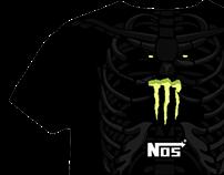 T-shirt illustrator by K.O.D