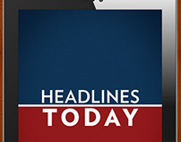 Headline Today News App for iphone, ipad, other devices
