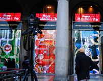 Valentine's Machine / Benetton Milan