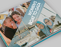 Women's Boat To Gaza Photobook