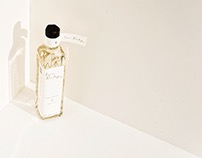 Love, Sontag: Vinegar Packaging