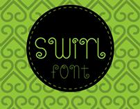 Swirl - Font