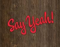 Say Yeah v2