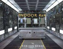 Indoor 4x4