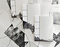 """Artbook based on """"The Delicate Coil"""", Yordan Radichkov"""
