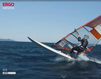 Landingpage. Podroze Ergo Hestia