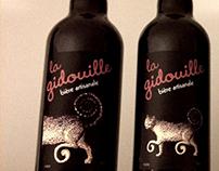 """Identité graphique : bière """"La Gidouille"""""""