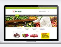 """""""Facelift"""" WebDesign Recheio Cash & Carry (proposta)"""