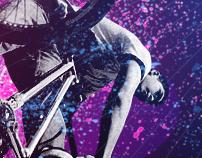 Turn Down (BMX Poster)