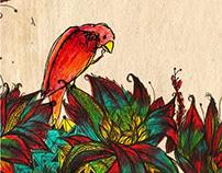 Ilustración - Flyer