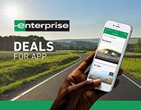 Enterprise - Deals for app