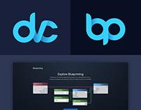 Deverence & Blueprinting branding