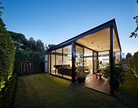 The Light Box by Finnis Architects and Damon Hills