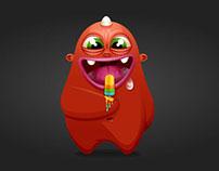 TasteJS character design