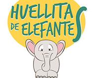 Huellita de elefante