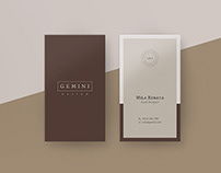 Business Cards (Stand Out Designs)