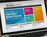 OpenText Brand Central