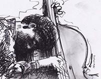 Random Drawings by Johnson
