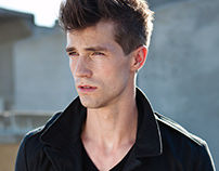 Josiah Hawley Music Photo Shoot