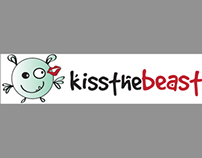 "LOGO DESIGN ""KISS THE BEAST"""