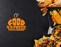 CK Food Express Branding