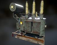 Transformer (Survarium) HD