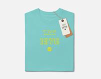 Free T-Shirt Mockup Scene