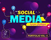 Social Media Portfolio Vol-II 2018-19