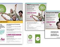 Care1st Health Plan Transportation Benefit Materials