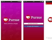 Mobile Application - Pursue