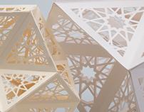 Paper Sculptures / Antalis Storefront, Stockholm