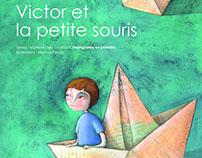 Victor et la petite souris - Editions AUZOU