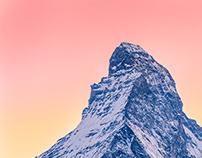 Matterhorn- a mountain's portrait