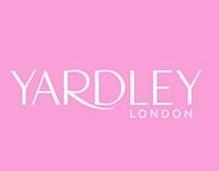 YARDLEY - Product Photography